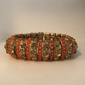J Crew stretch bracelet